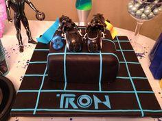 Josh TRON cake