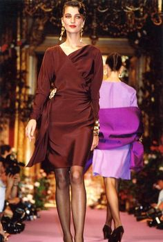 Fall-Winter 1989 Haute Couture Christian Lacroix