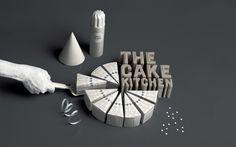 cake8.jpg 1,920×1,200 pixels - 3D Typography Design Modelling