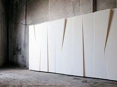 man & lady closets designed by Claudio Lovadina for Minottiitalia