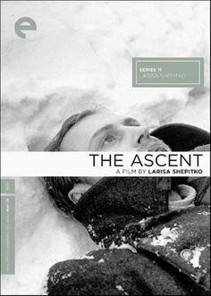 The Ascent ( Laris Shepitko) / HU DVD 9840 / http://catalog.wrlc.org/cgi-bin/Pwebrecon.cgi?BBID=11493792