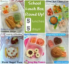Keeley McGuire: Lunch Made Easy: Allergy Free School Lunchboxes + Crockpot Sloppy Joe Recipe!