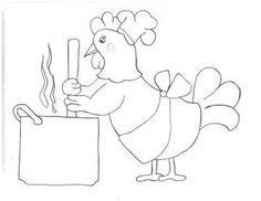 .chicken soup