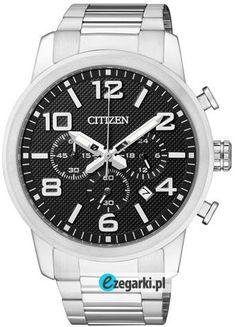 Firma Citizen zaskakuje designem swoich najnowszych zegarków :)