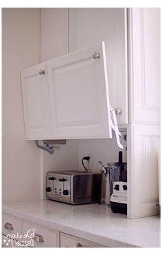Kitchen Island With Stove, Kitchen Island With Seating, Hidden Kitchen, New Kitchen, Kitchen Ideas, Kitchen Islands, Kitchen Modern, Kitchen Layout, Stove Top Island