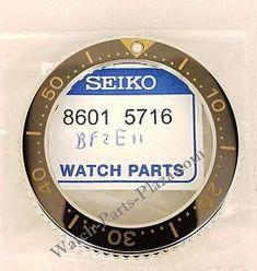 Seiko SEIKO MARINE MASTER BEZEL 8L35-00G0 SBDX012 SBDX012J MM300 8L35 00G0 ORIGINAL