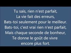 Tal Rien n'est parfait Paroles - YouTube Parfait, Avril, Voici, French Language, Baccalaureate, French Tips, Lyrics, All Songs, Music