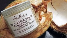 NaturallyCurly Article: WHAT'S SO SPECIAL ABOUT THE NEW SHEAMOISTURE 100% COCONUT OIL?
