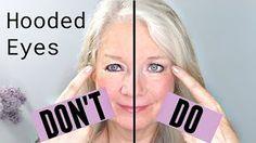 eye makeup hooded eyes older women ~ eye makeup for hooded eyes older women ; eye makeup hooded eyes older women ; eye makeup for older women with hooded eyes Eyeliner For Big Eyes, No Eyeliner Makeup, Eye Makeup Tips, Makeup Ideas, Eyebrow Tips, Makeup Tricks, Makeup Designs, Makeup Kit, Makeup Brushes