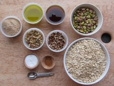 Best Homemade Granola Recipes, oh these look so good!