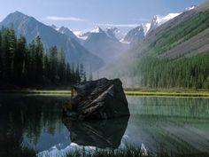 Altai, Siberia, Russia.