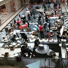 from @erinnauss   #feednovascotia #canstruction in progress at @mymicmac