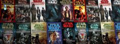 I romanzi di Star Wars - guida per iniziare