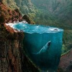 Digital Photo Collages of Dreamlike Scenes by Hüseyin Sahin