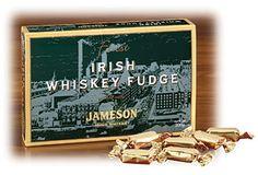 Jameson Irish Whiskey Fudge