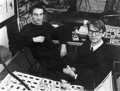 Gordon Benson and Alan Forsyth