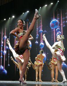 Rockettes - Tap... my life long dream