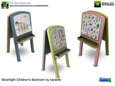 Nice blackboard with children's drawings, decorative, in three color options Found in TSR Category 'Sims 4 Clutter' Living Room Sims 4, Sims 4 Cc Furniture Living Rooms, Diy Kids Furniture, The Sims 4 Pc, Sims Four, Sims 4 Tsr, Sims Cc, The Sims 4 Bebes, Muebles Sims 4 Cc