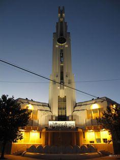 El Mundo Según Coco: municipalidad de Carhué #Arquitectura #Architecture #ArtDeco #Pampa