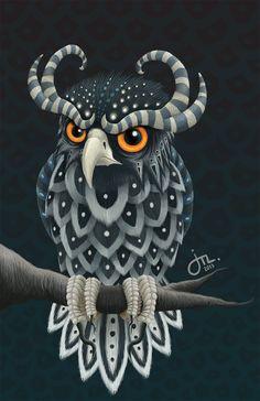 'Crazy Sentinel' by Jimena Mosqueda