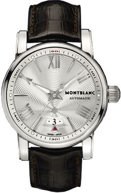 e4a665f00f5 Montblanc Star Watch available at Magnolia Jewelry! Relógios Para Homens