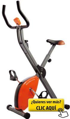 Starshaper - Bicicleta estática plegable (89 x 43... #bicicleta