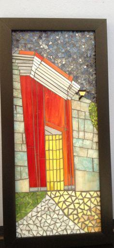 La Puerta de San Juan en Puerto Rico made for my son. Made by me Ileana Artes