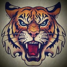 Jaguar Tattoo, Tiger Tattoo, Tattoo Man, Sketch Tattoo Design, Tattoo Sketches, Body Art Tattoos, Sleeve Tattoos, Mens Tattoos, Traditional Tattoo Design