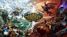 Lords of Discord is a turn-based strategy game set in a fictional #fantasy world, inhabited by two opposing races: Humans and Demons. Lords of Discord has breathtaking gameplay, incredible graphics and hand drawn characters. Drawing inspiration from games like the #Disciples and the #HeroesofMightandMagic series. #Herocraft #Game #tactical #strategy #RPG