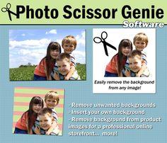 photo scissors software