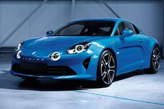 New Renault Alpine A110 Production Car to Debut at 2017 Geneva Motor Show | Automobile Magazine