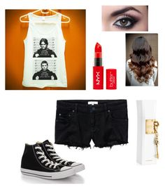 """Untitled #324"" by beauty-lays-within ❤ liked on Polyvore featuring Converse, Talula and Justin Bieber"