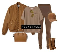 """""""-"""" by roexstylez89 ❤ liked on Polyvore featuring Balmain, Porsche and Givenchy"""