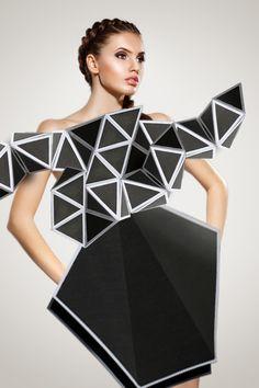 Bubble Fashion on Behance