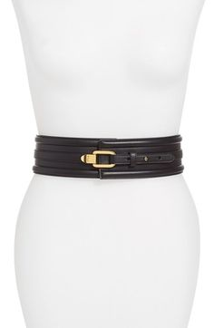 $48. Free shipping and returns on Lauren Ralph Lauren Stretch Belt at Nordstrom.com. Faux-leather trim and a goldtone buckle refine a wide, stretchy belt that pulls together your look with ease.