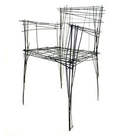 Real 3D Sketches: 3 Furniture Sets that Draw on 2D Doodles