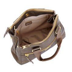 New Tarah Handbag - Toasty Gold | Kipling