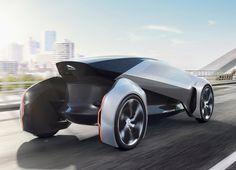 Jaguar Future-Type Concept: Jaguar's Vision for the Year 2040