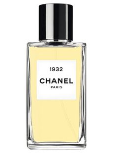 Les Exclusifs de Chanel 1932 Chanel perfume - a new fragrance for women 2013