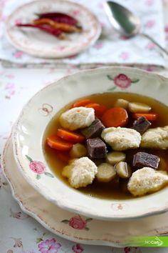 NoCarb Noodle - szénhidrátmentes receptek - Daragaluska