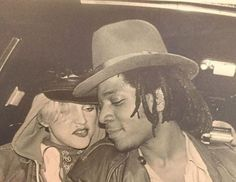 Eclectic Vibes  Madonna and Basquiat
