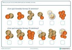 Ficha de calcular monedas