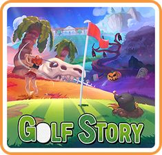 Golf Story for Nintendo Switch