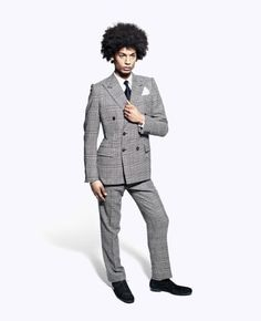 Alexander McQueen collaboration with Savile Row tailors Huntsman