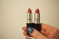 MAC Lipsticks | Velvet Teddy& Mehr | Daisy Daydreams.com