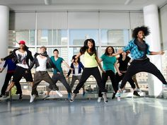 A HowAboutWe for Couples date: Beginner's hip hop class at the Alvin Ailey Dance Foundation