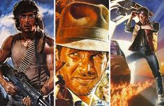 The Man Behind Your Favorite Movie Posters