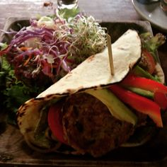 Some of the tastiest food I have ever had. If you ever find yourself in Ubud, check out the Garden Kafe at Yoga Barn Ubud.
