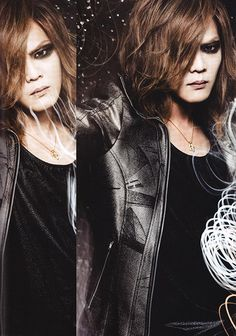 Kai The Gazette 2014