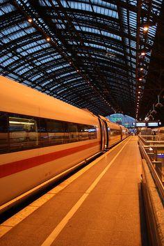 naar Kopenhagen met de trein - tips van naai-s